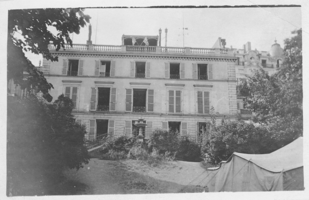 9. Mansion at 21 Rue Raynouard The Home of the American Field Service